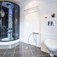 Отель Stavanger Lille Hotel - Gausel Apartments Норвегия, Ставангер - отзывы, цены и фото номеров - забронировать отель Stavanger Lille Hotel - Gausel Apartments онлайн ванная фото 2