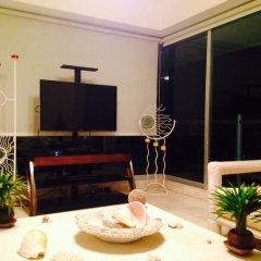 Отель Condominio Mayan Island Playa Diamante Апартаменты с различными типами кроватей фото 16