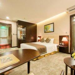 Muong Thanh Hanoi Centre Hotel 3* Номер Делюкс с различными типами кроватей фото 4