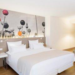 Отель NH Collection Berlin Mitte Am Checkpoint Charlie 4* Стандартный номер с разными типами кроватей фото 22
