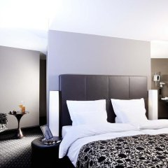 Boston Hotel Hamburg 4* Стандартный номер разные типы кроватей фото 2