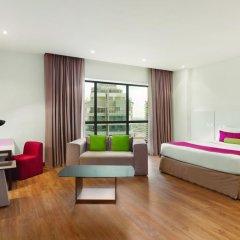 Ramada Hotel & Suites by Wyndham JBR 4* Улучшенный номер с различными типами кроватей фото 4