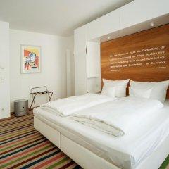 Mercure Hotel Art Leipzig 4* Стандартный номер с двуспальной кроватью фото 6