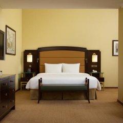 Гостиница Hilton Москва Ленинградская 5* Люкс с различными типами кроватей