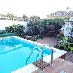 Отель Casa Rural Santa Maria Del Guadiana Сьюдад-Реаль бассейн