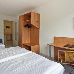 Отель Fresh INN Германия, Унтерхахинг - отзывы, цены и фото номеров - забронировать отель Fresh INN онлайн комната для гостей фото 4