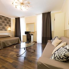 Hotel Anfiteatro Flavio 3* Стандартный номер с различными типами кроватей фото 7