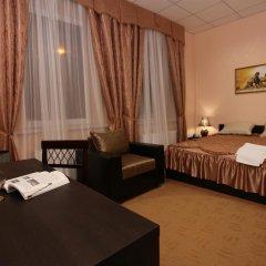 Гостиница Губерния 3* Стандартный номер двуспальная кровать фото 9