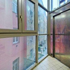 Апартаменты Family Apartments Прага балкон