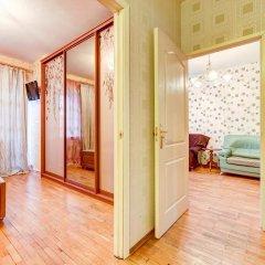 Апартаменты на Ленсовета 88 Апартаменты с различными типами кроватей фото 16