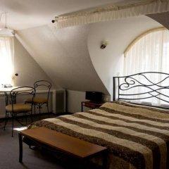 Гостиница Ажурный 3* Студия с разными типами кроватей фото 14