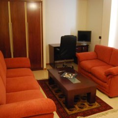 Отель Panorama Sarande Албания, Саранда - отзывы, цены и фото номеров - забронировать отель Panorama Sarande онлайн комната для гостей фото 5