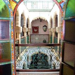 Отель Riad Dar Alia Марокко, Рабат - отзывы, цены и фото номеров - забронировать отель Riad Dar Alia онлайн интерьер отеля фото 3