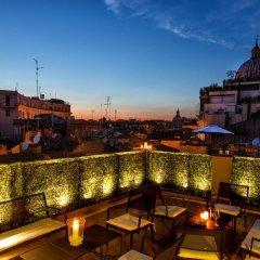 Hotel Smeraldo бассейн