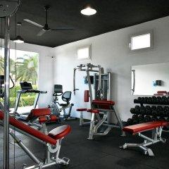 Hotel Na Taconera фитнесс-зал