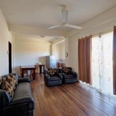 Kiwi Hotel 3* Улучшенные апартаменты с различными типами кроватей фото 3