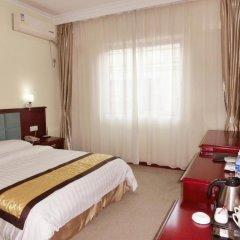 Отель Guangdong Oversea Chinese Hotel Китай, Гуанчжоу - отзывы, цены и фото номеров - забронировать отель Guangdong Oversea Chinese Hotel онлайн комната для гостей