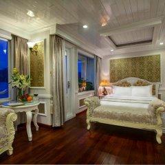 Отель Signature Halong Cruise 4* Полулюкс с различными типами кроватей фото 4
