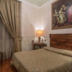 Отель I Tre Moschettieri 3* Стандартный номер фото 14