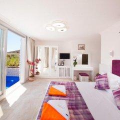 Asfiya Sea View Hotel 2* Стандартный номер с двуспальной кроватью фото 2