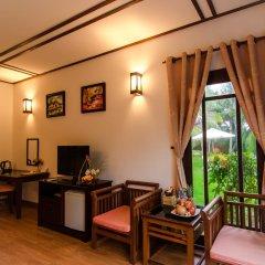 Отель Riverside Bamboo Resort Хойан комната для гостей фото 2