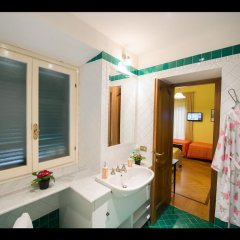 Отель Borgo Dei Castelli ванная