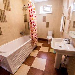 Гостиница VIP apartments V Dyunah Anapy в Анапе отзывы, цены и фото номеров - забронировать гостиницу VIP apartments V Dyunah Anapy онлайн Анапа ванная фото 2