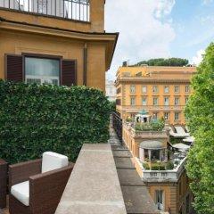Отель Imperiale Италия, Рим - 4 отзыва об отеле, цены и фото номеров - забронировать отель Imperiale онлайн балкон