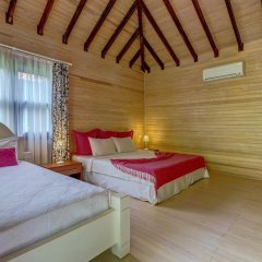 Отель Villa Lukka 4* Стандартный номер разные типы кроватей фото 8