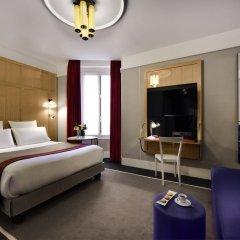 Hotel L'Echiquier Opéra Paris MGallery by Sofitel 4* Номер Classic с различными типами кроватей фото 2
