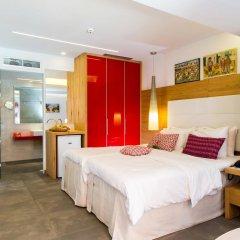 High Beach Hotel 4* Улучшенный номер с различными типами кроватей фото 3