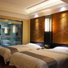 Guangzhou Wellgold Hotel 3* Номер Делюкс с 2 отдельными кроватями фото 2