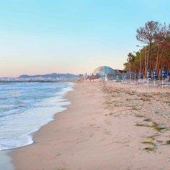 Отель Villa Sun пляж