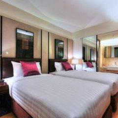 Отель Arcadia Suites Bangkok 4* Улучшенный люкс фото 6