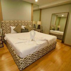 Отель Rocco Huahin Condominium Люкс с различными типами кроватей фото 20