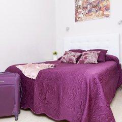 Отель Hostal Salamanca Улучшенный номер с различными типами кроватей фото 3