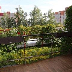 Альфа Отель балкон