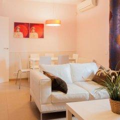 Апартаменты Vivobarcelona Apartments Salva Барселона комната для гостей фото 2