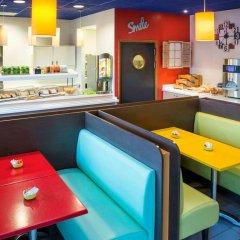 Отель ibis budget Lyon La Part-Dieu гостиничный бар