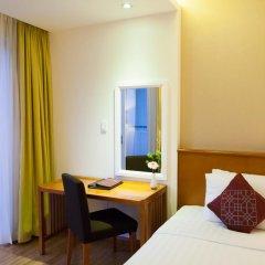 Saigon Hotel 3* Улучшенный номер с различными типами кроватей фото 2