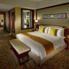 Отель Dusit Thani Dubai Номер Делюкс с различными типами кроватей