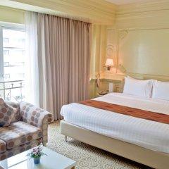 Отель Kingston Suites Bangkok 4* Улучшенный номер с различными типами кроватей фото 9