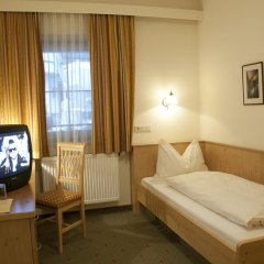 Hotel Garni Forelle 4* Стандартный номер с различными типами кроватей фото 2