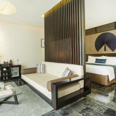 Отель Melia Danang 4* Стандартный номер с различными типами кроватей фото 6