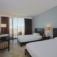 Отель Reflect Krystal Grand Cancun Улучшенный номер с различными типами кроватей фото 11