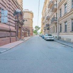 Гостиница Dostobrodsky near Hermitage 1 room парковка