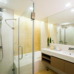At Mind Premier Suites Hotel 3* Улучшенная студия с различными типами кроватей фото 8