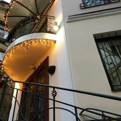 Апартаменты Оделана комната для гостей фото 5