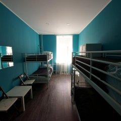 Хостел Калинин Кровать в общем номере с двухъярусной кроватью фото 3