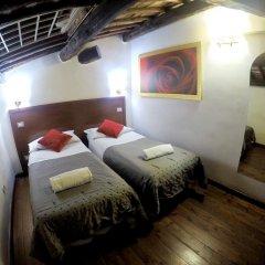 Palladini Hostel Rome Номер с общей ванной комнатой с различными типами кроватей (общая ванная комната)